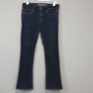 American Eagle skinny kick super stretch jeans